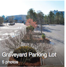Graveyard Parking Lot