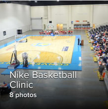 NIKE Basketball Clinic