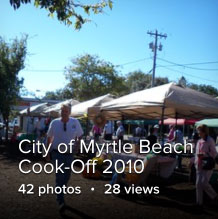 City of Myrtle Beach Cook Off