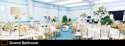 Myrtle Beach Convention Center Ballroom