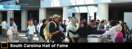 South Carolina Hall of Fame at the Myrtle Beach Convention Center